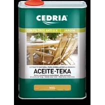 CEDRIA ACEITE TEKA