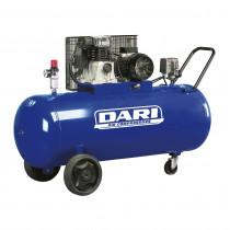 Compresor correa smart 100 litros DARI