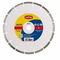 DISCO SEGMEN.UNIV.BASIC 230MM.RATIO