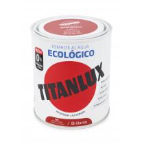 Esmalte ecológico al agua brillante titanlux