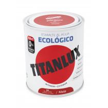 Esmalte ecológico al agua mate titanlux