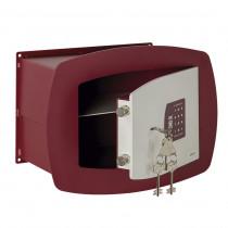 Caja seguridad empotrar FAC Red box 2 con luz interior