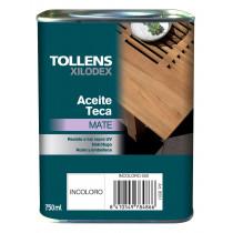 Aceite teca Incoloro - 4L
