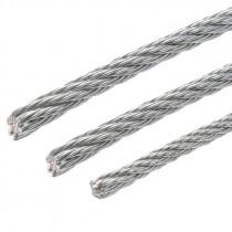 Cable acero galvanizado AISI-316 6x19+1