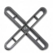 Crucetas RUBI 5 mm gris