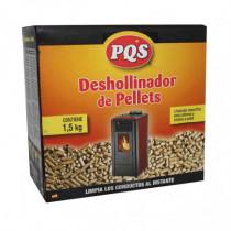 Deshollinador estufas pellet PQS