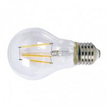 Bombilla con filamento LED estándar transparente DUOLEC...