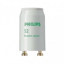 Caja de 25 cebadores PHILIPS fluorescentes S2 4-22W