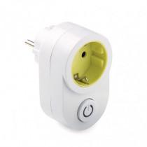 Adaptador enchufe con interruptor FAMATEL