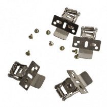 Kit 4 clips de sujeción escayola/pladur pantalla LED...