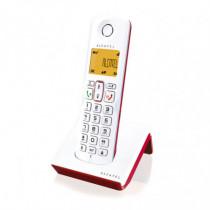 Teléfono ALCATEL S250 Red