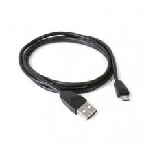 Cable conexión USB AXIL Micro USB negro
