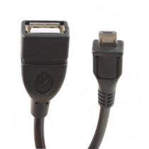"""Cable DUOLEC USB Micro a USB """"A"""" hembra versión 2.0"""