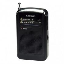 Radio portátil AM/FM LAUSON RA114