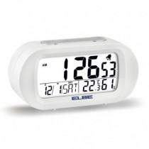 Reloj despertador ELBE RD-009 con termómetro