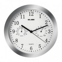 Reloj pared ELBE RP-3005 termómetro/higrómetro