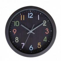 Reloj decoración números color