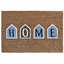 Felpudo fibra natural de coco Design Home