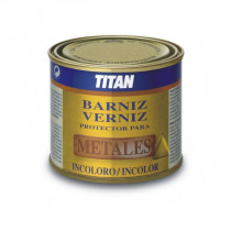 BARNIZ METALES PROTEC. 250ML