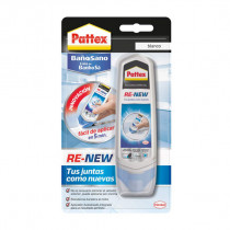 SILICONA RE NEW - 10ML - PATTEX