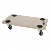Carro plataforma muebles