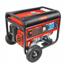 Generador de gasolina RATIO RG-6500