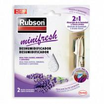 Rubson Minifresh Deshumidificador de armarios aroma a...