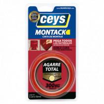 Cinta montaje CEYS montack Express