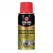 Lubricante spray especial cerraduras 3-EN-UNO