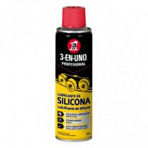 Lubricante profesional silicona 3-EN-UNO