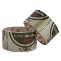 Cinta de aluminio MIARCO