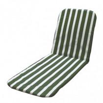 Cojín carro cama verde serie 100