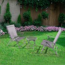 Conjunto Relax II de jardín