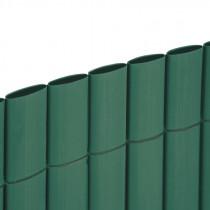 Cañizo artificial de doble cara - e-plus verde