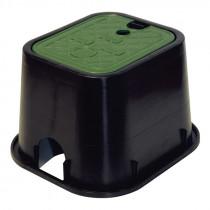 Arqueta para riego enterrado - 1 electroválvula