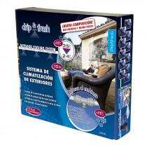 Kit sistema nebulización - Drip & Fresh
