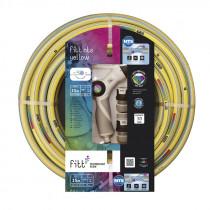 Manguera de riego - NTS Amarillo Plus con accesorios
