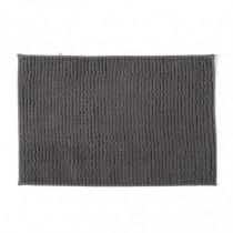 Alfombra baño - gris 40x60 cm