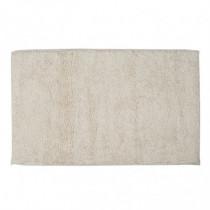 Alfombra baño - crudo 45x75 cm