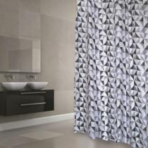 Cortina baño - Calula gris