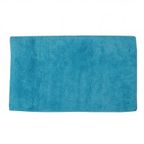 Alfombra baño - azul turquesa 45x75 cm
