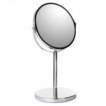 Espejo cosmética - con luz LED 5 aumentos