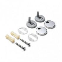 Recambio tornillos para Tapa WC sanitario - Flat Softclose