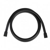 Flexo ducha - PVC negro