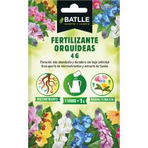 Fertilizante orquídeas - Sobre para 1LT.