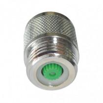 Regulador-estabilizador - caudal de ducha