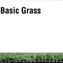 Césped artificial - Basic Grass espesor 10 mm 2x20 m