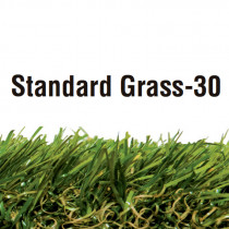 Césped artificial - Standard espesor 30 mm