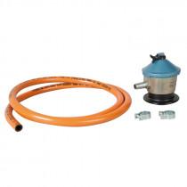 Kit instalación gas butano