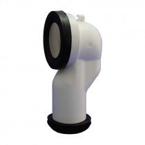 Manguito WC compacto dual - T-117/T-122